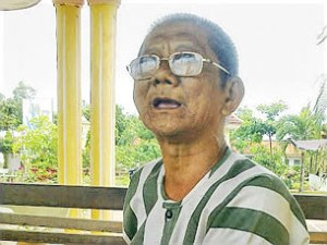 Tù nhân bất khuất Nguyễn Hữu Cầu (ảnh gia đình cung cấp)