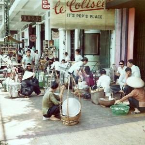Hè phố Sài Gòn
