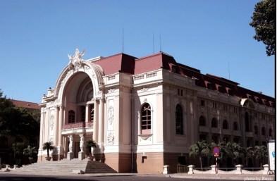 Nhà hát Saigon