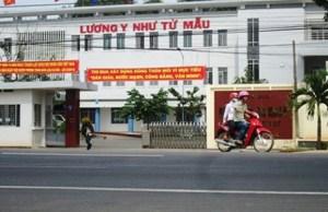 02- BV Ða khoa Xuân L_c (Ð_ng Nai), noi thích xài máy xét nghi_m trôi n_i, dã qua s_ d_ng c_a Trung Qu_c.
