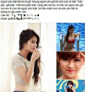 06- L_i gi_i thi_u d_ch v_ cho thuê ngu_i yêu cùng nh_ng _nh hình c_a các cô gái xinh d_p trên m_t trang m_ng xã h_i.