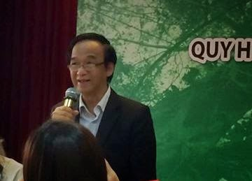 Giáo sư Nguyễn Lân Dũng - Chủ tịch Hội các ngành Sinh học Việt Nam. Ảnh: Facebook Thanh Sơn