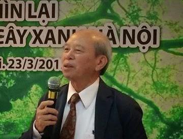 GS.TSKH Phạm Ngọc Đăng Ảnh: Facebook Thanh Sơn