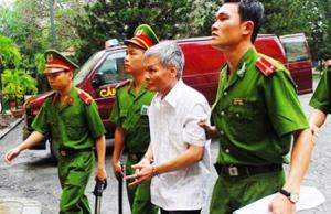 01- Bị cáo Vũ Quốc Hảo lãnh án tử hình trong đại án Công ty cho thuê tài chính 2 tại TP.HCM