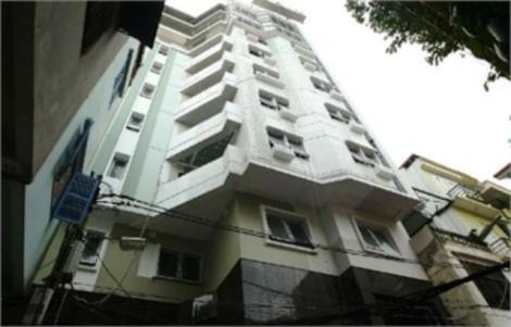 Tòa nhà to đùng xây dựng trái phép của ông Nguyễn Hoàng Linh - PGĐ Sở GTVT Hà Nội