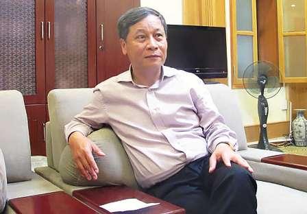 Ông Nguyễn Hoàng Linh – Phó giám đốc Sở GTVT Hà Nội